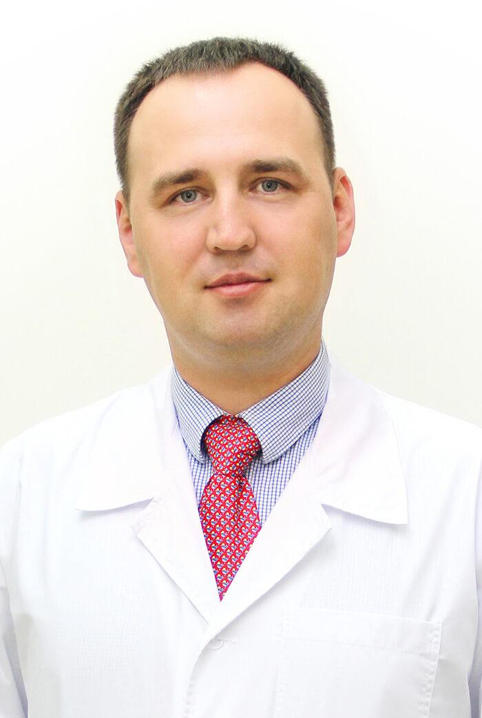 Андриевский Андрей Николаевич - пластический хирург